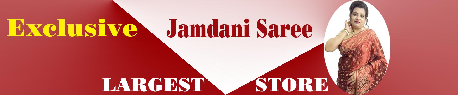 Jamdani Saree Largest Store 01